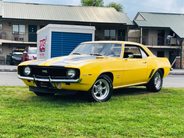 1969 Chevrolet Camaro -X11-FACTORY V8 VIN-RESTORED-SOUTHERN MUSCLE CAR-