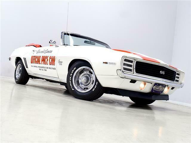 1969 Chevrolet Camaro Indy 500 Pace Car
