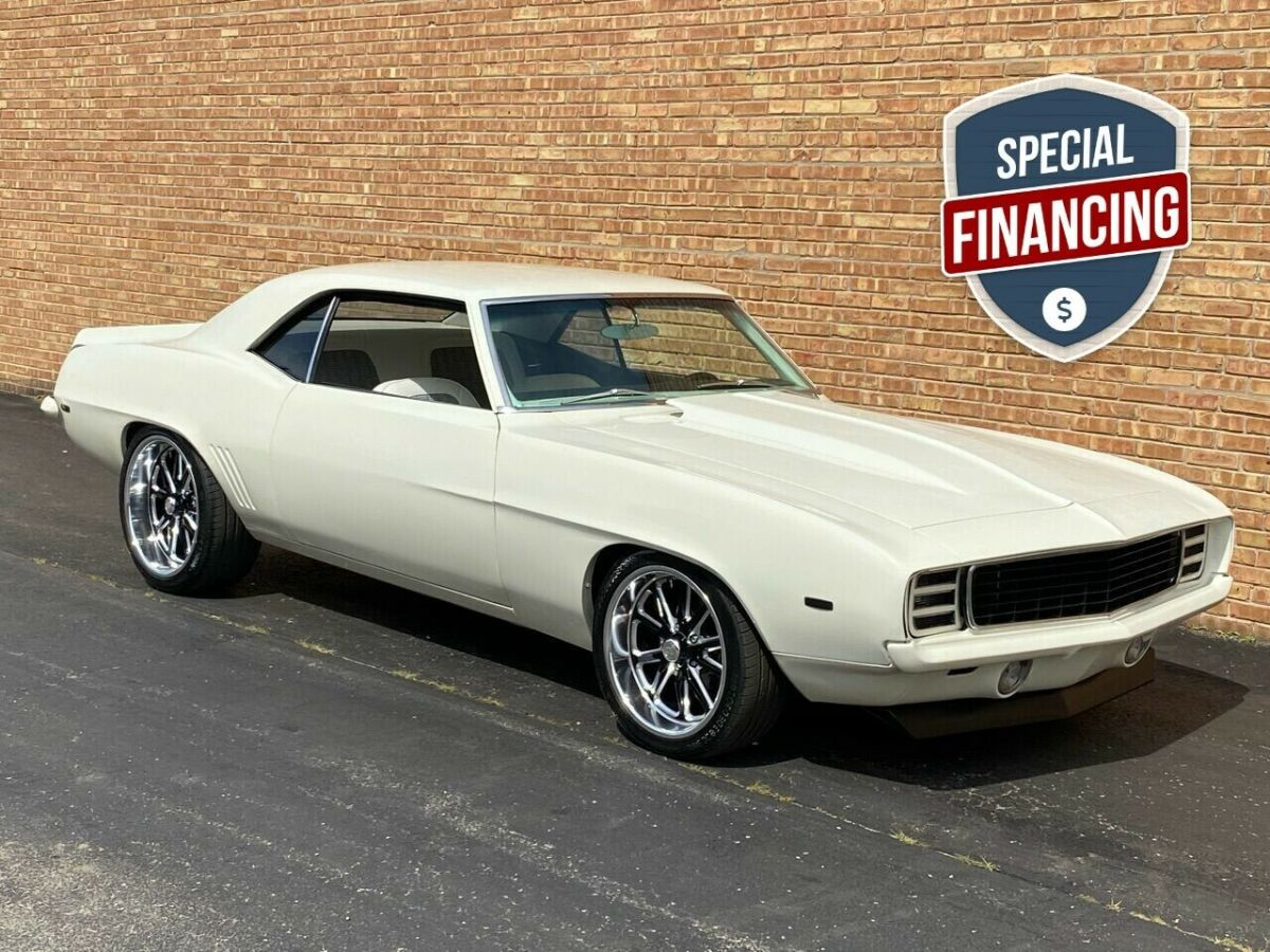 1969 Chevrolet Camaro PRO TOURING 350 COLD AC