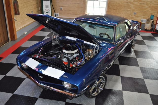 1969 Chevrolet Camaro SS 350 X11 Restomod MUST SELL! NO RESERVE!
