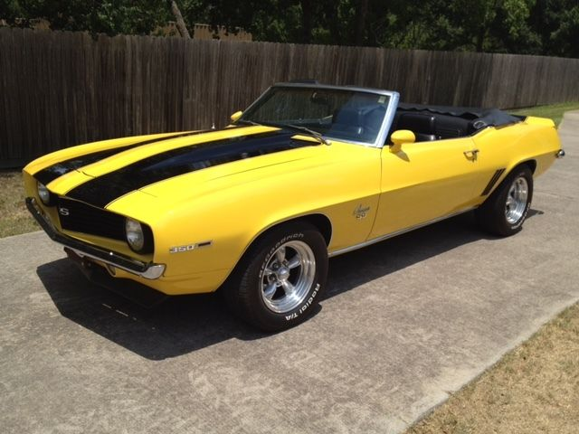 1969 chevrolet camaro ss convertible for sale photos technical. Cars Review. Best American Auto & Cars Review