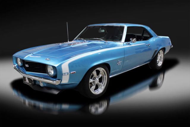 1969 Chevrolet Camaro SS Custom. Amazing Restoration. Must Read and See!