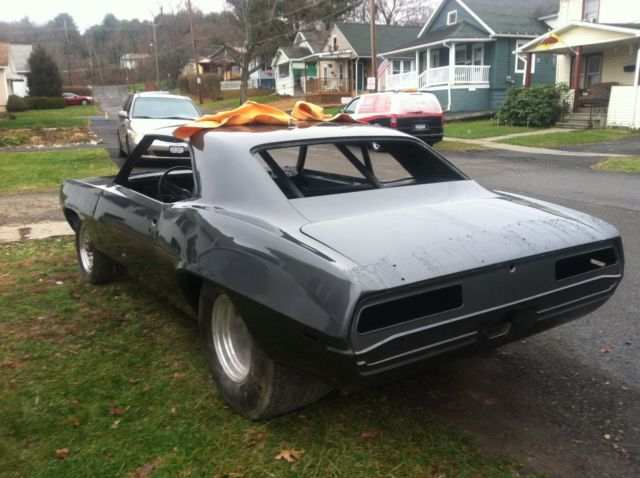 1969 chevrolet camaro ss pro street project for sale photos technical specifications description. Black Bedroom Furniture Sets. Home Design Ideas