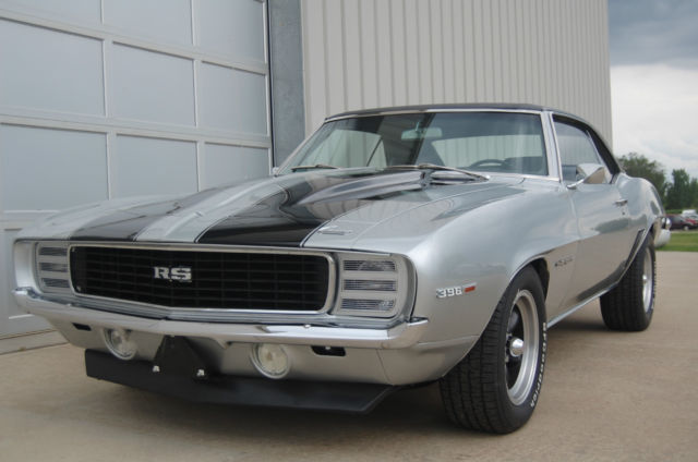 1969 Chevrolet Camaro ss/rs
