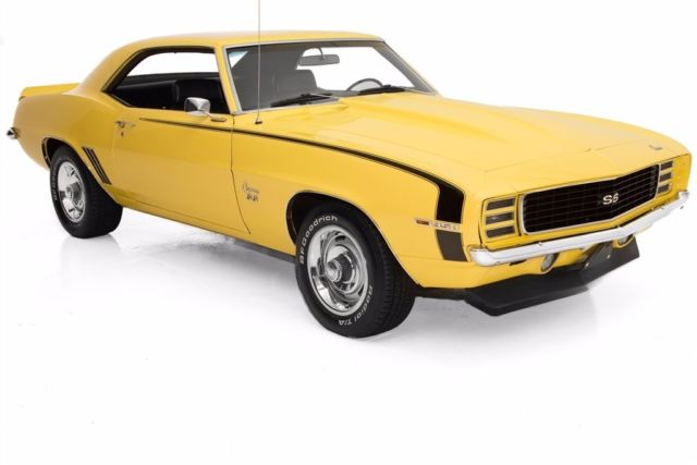 1969 Chevrolet Camaro True Rally Sport     (WHOLESALE CLEARANCE PRICED $