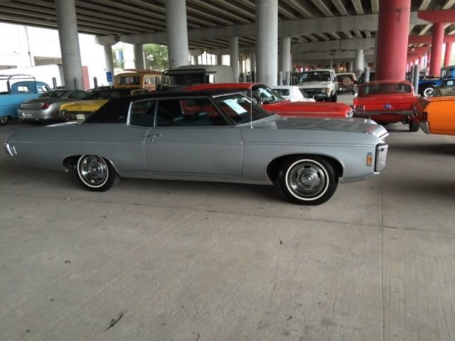 1969 Chevrolet CAPRICE COUPE CAPRICE 396 CU 265 HP for sale: photos