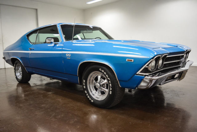 1969 Chevrolet Chevelle Big Block 4 Speed --