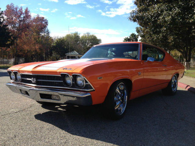 1969 chevrolet chevelle ss 396 l 78 for sale photos technical specifications description. Black Bedroom Furniture Sets. Home Design Ideas