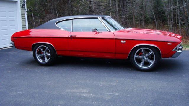 1969 Chevrolet Chevelle Super Sport Nr 1966 1967 1968 1970