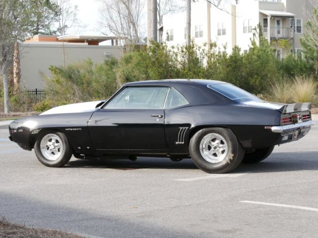 1969 Chevrolet Chevy Camaro Tube Chassis Race Car for sale