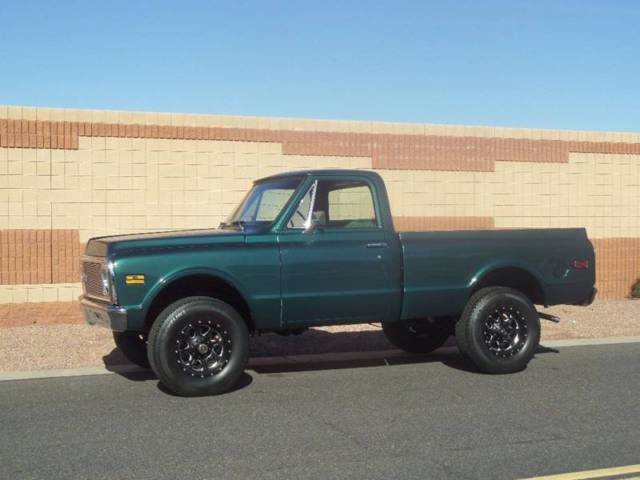 1969 Chevrolet Other Pickups CUSTOM CST 4X4