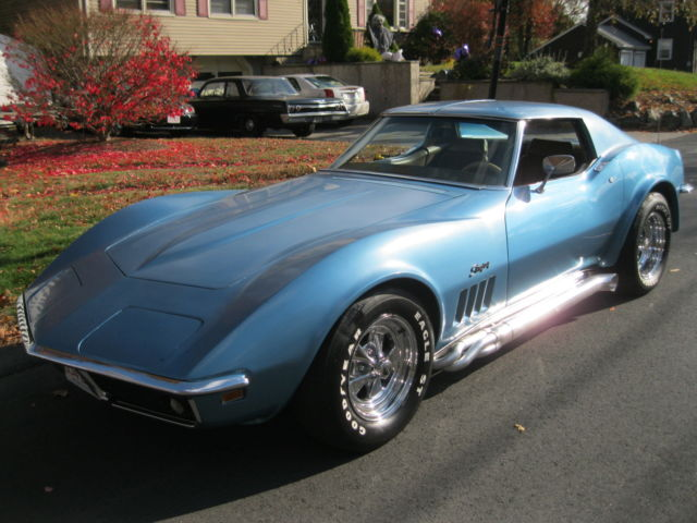 1969 Chevrolet Corvette 350HP/350CI