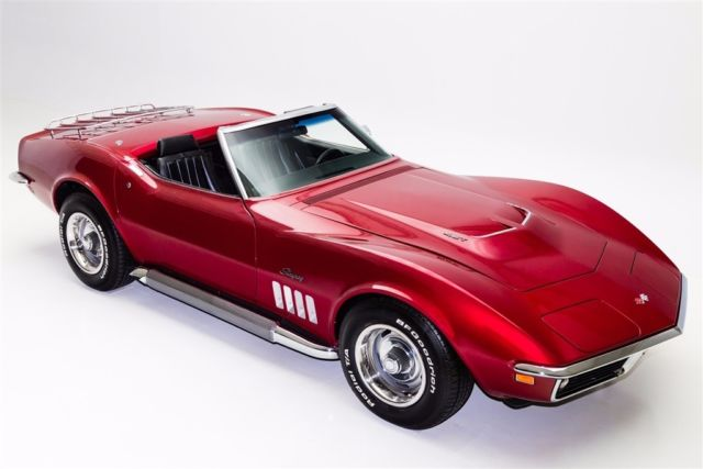 1969 Chevrolet Corvette 427/400 4-Spd A/C