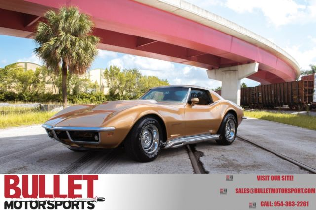 1969 Chevrolet Corvette Video Inside!