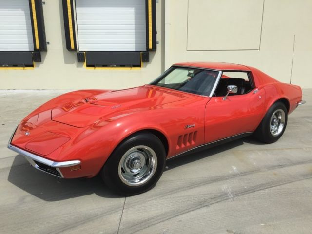 1969 Chevrolet Corvette L-68 427 Tri-Power