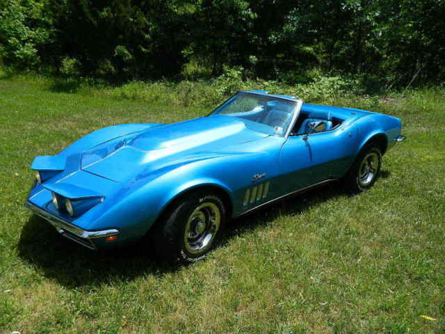 1969 Chevrolet Corvette STINGRAY VETTE