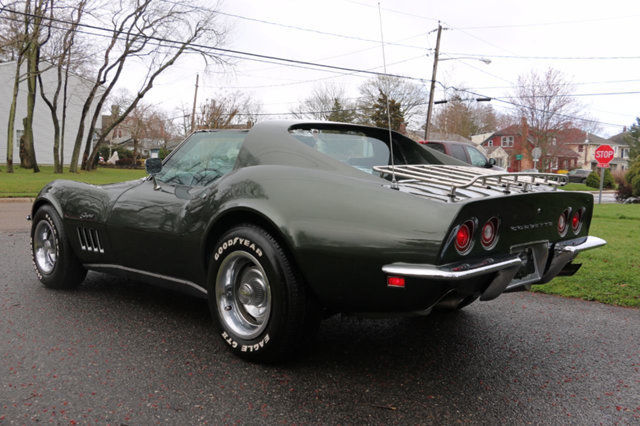 1969 chevrolet corvette stingray coupe for sale 350 auto air. Cars Review. Best American Auto & Cars Review