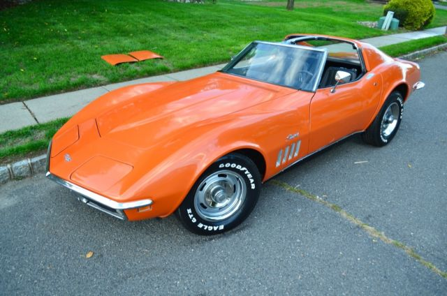 1969 Chevrolet Corvette Base Coupe 2-Door
