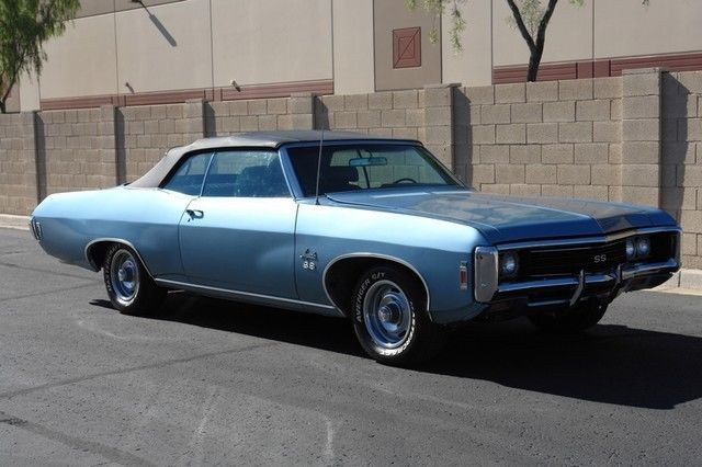 1969 Chevrolet Impala SS for sale photos technical