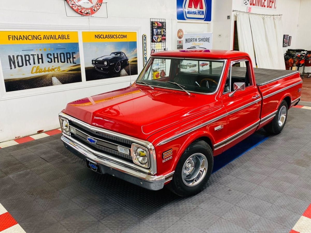 1969 Chevrolet Other Pickups - C10 CHEYENNE - CLEAN SOUTHERN TRUCK - SEE VIDEO