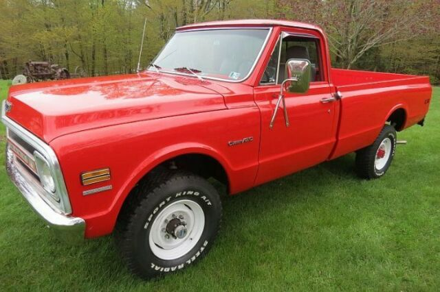 1969 Chevrolet Other Pickups Deluxe