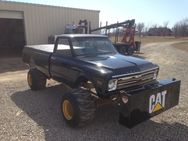 1969 CHEVY 4 4 PULLING TRUCK for sale photos technical