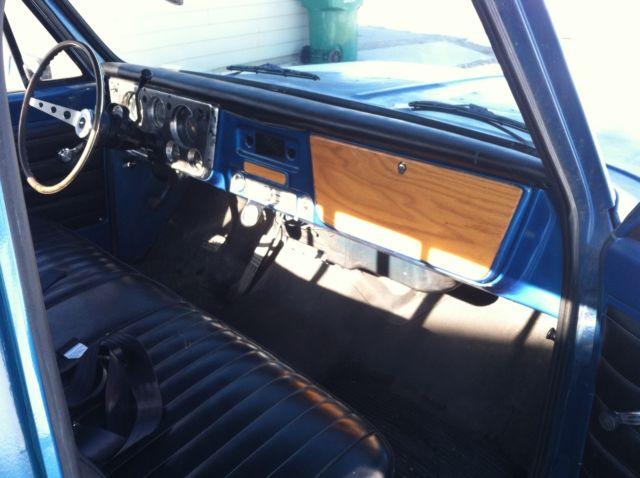 1972 Chevy C20 Steering Column Diagram