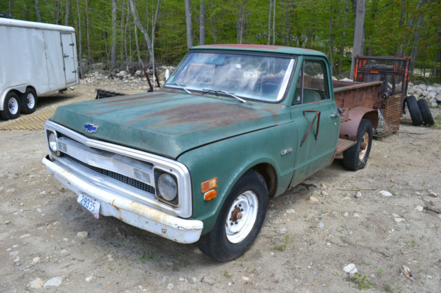 1969 Chevrolet Other Pickups