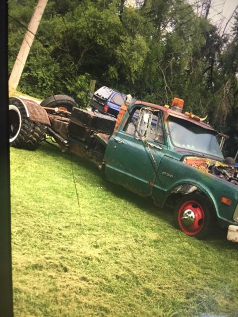 1969 chevy c30 dually for sale: photos, technical specifications