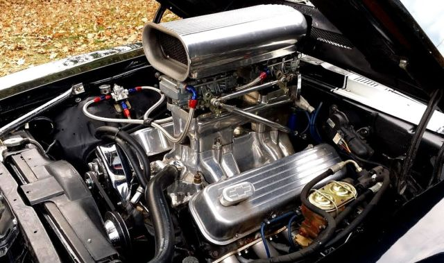 1969 Chevy Camaro Rs Rally Sport W Built Big Block 454 Tunnel Ram Dual Carbs For Sale Photos