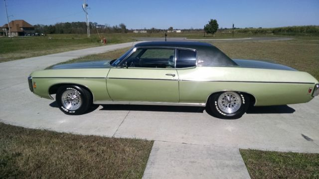 Used Cars For Sale In Louisiana >> 1969 chevy caprice impala for sale: photos, technical specifications, description