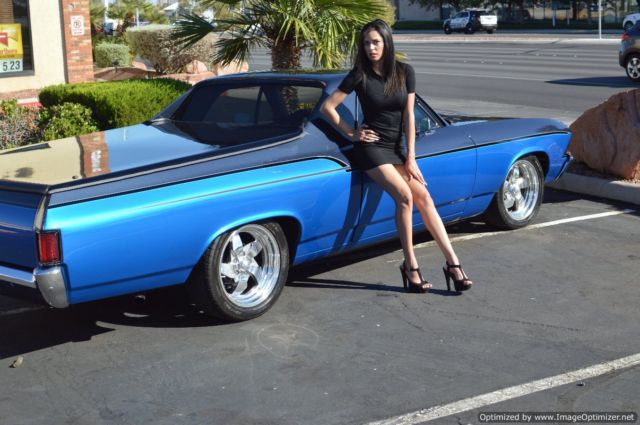 Chevy C10 Bed For Sale 1969 CHEVY CHEVROLET EL CAMINO TRUCK CAR STREET CUSTOM COUNTS KUSTOMS ...