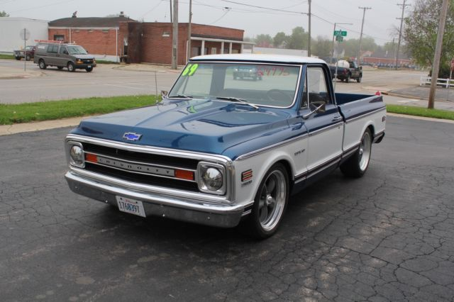 1969 Chevrolet C-10 Short Bed