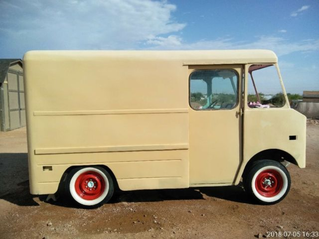 1969 Chevrolet P10 GMC 1500 value van