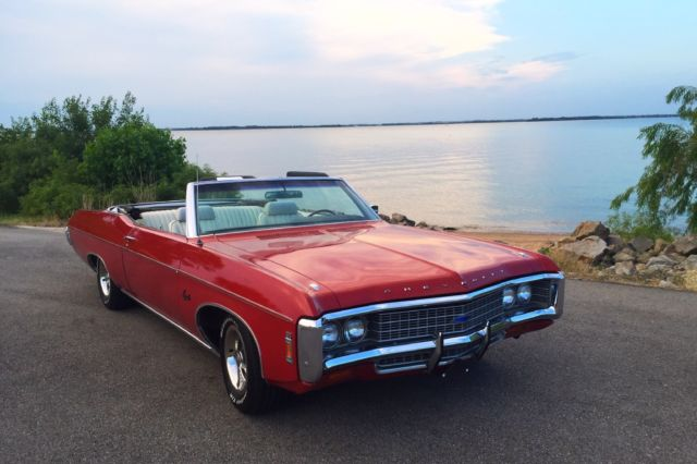 1969 chevy impala convertible 396 rare options for sale photos technical specifications. Black Bedroom Furniture Sets. Home Design Ideas
