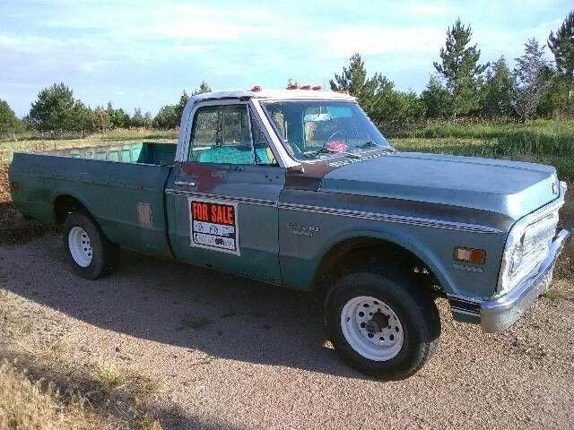 chevy k10 trucks