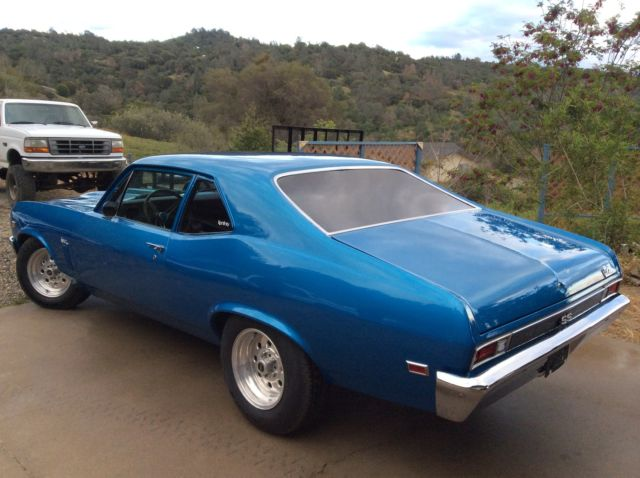 1969 Chevrolet Nova 2 door coupe