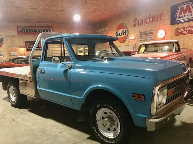 1969 Chevrolet Other Pickups truck restored