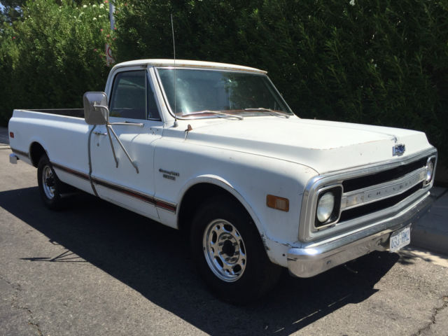 1969 Chevrolet Other Pickups C-20