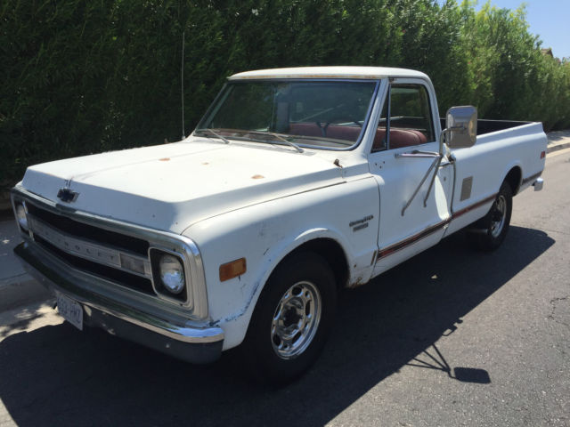 1969 C20 Chevy Truck Specifications Autos Post
