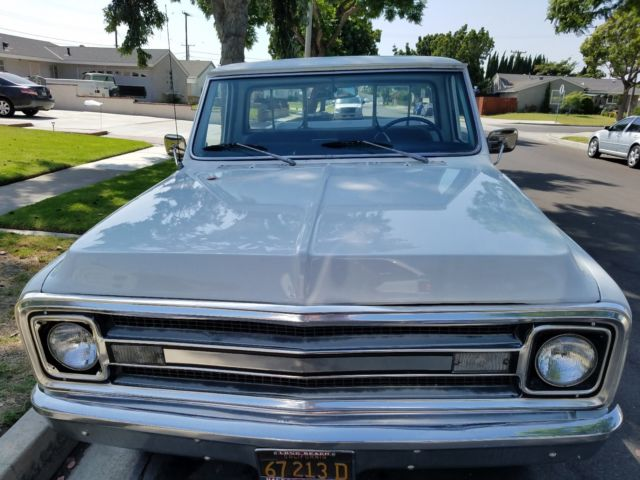 1969 Chevrolet Other Pickups 3/4 ton