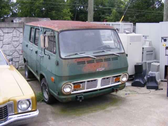 1969 Chevy Van For Sale Photos Technical Specifications Description