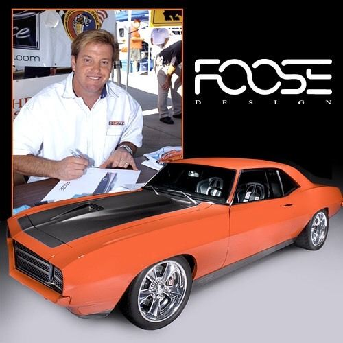 1969 chip foose camaro for sale photos technical specifications
