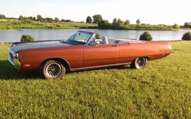 1969 Chrysler 300 Series --
