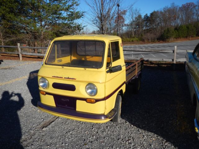 1969 Cony Wide Mini Truck No Reserve Auction For Sale Photos