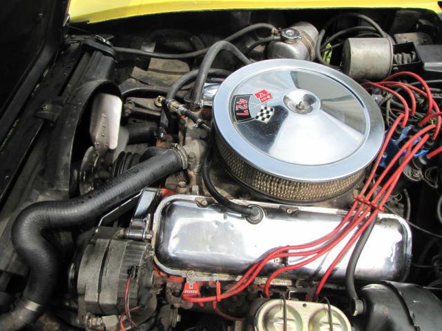 1969 corvette 427 390 hp for sale photos technical specifications description. Black Bedroom Furniture Sets. Home Design Ideas