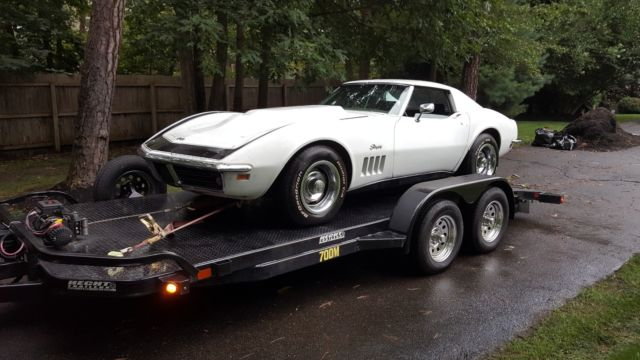 1969 Chevrolet Corvette T-Top Coupe