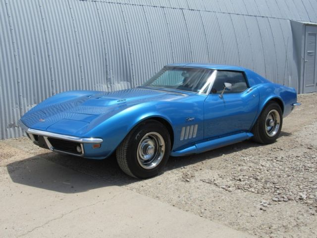 1969 Chevrolet Corvette L71 435 HP