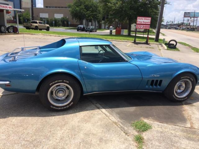 1969 Corvette Numbers Matching 350 300 M20 4 Speed Manual 3 36