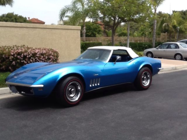 1969 corvette stingray conv for sale photos technical. Cars Review. Best American Auto & Cars Review